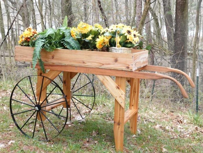 garden cart 2