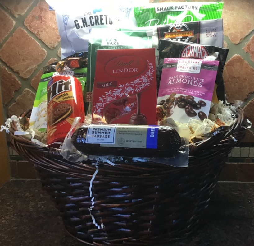 Papa Joe's Gift Basket