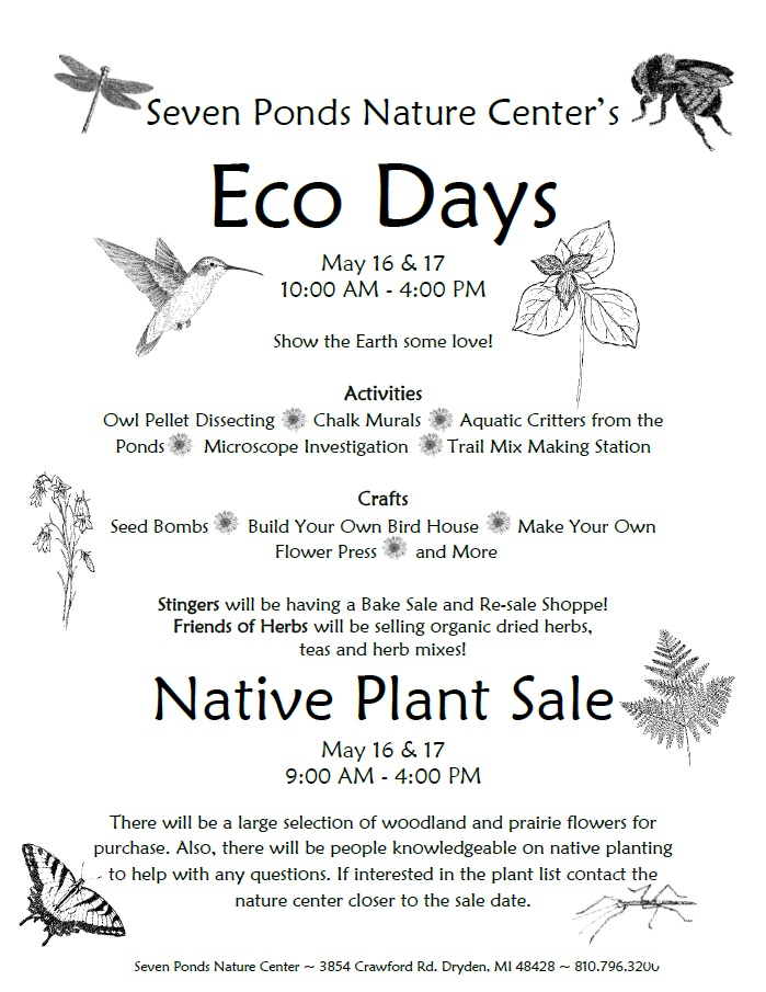 Eco Days 2020 Flier