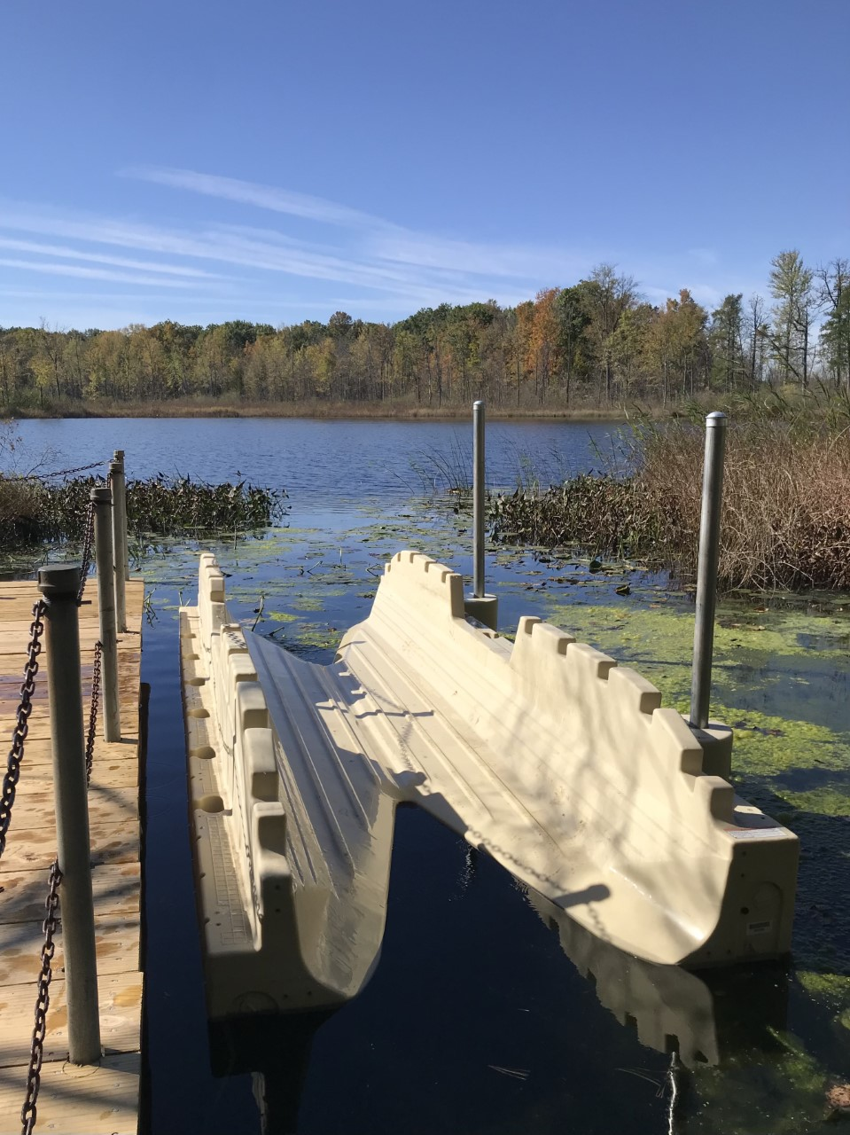 Canoe & kayak launch